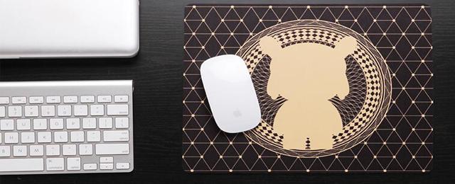 米兔鼠标垫