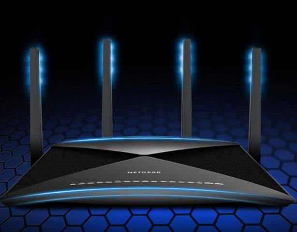 美国网件R9000无线路由器