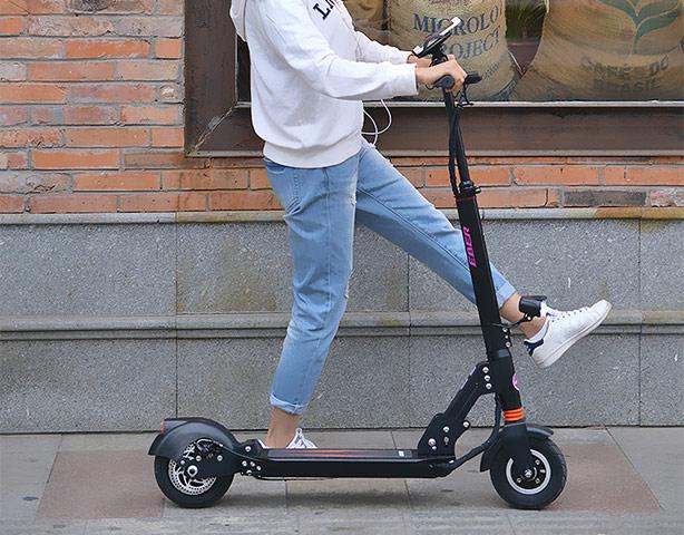 EBER电动滑板车E1