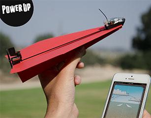 PowerUp3.0智能纸飞机