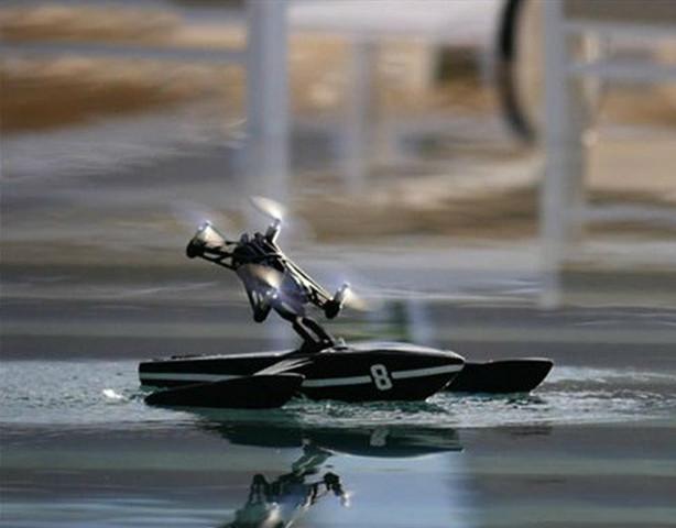 瑞典科学家设计的这款无人机,不只是陆空两栖这么简单!