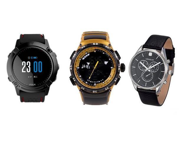 讲真,别以为带块表就很高大上,你对户外手表到底懂多少?