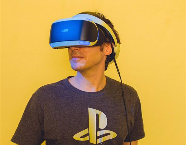 物有所值的PlayStation VR上手体验