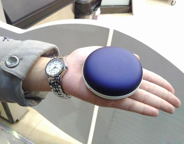 暖在手心,爱在我心——风格派马卡龙2代充电暖手宝体验