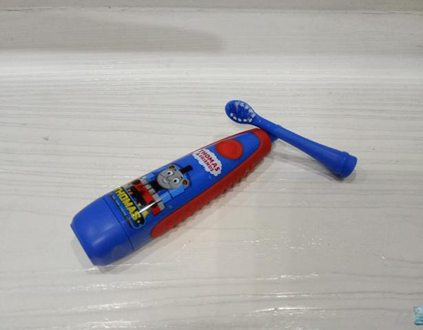 """寓""""刷""""于乐,爱上刷牙——托马斯和朋友儿童智能牙刷"""