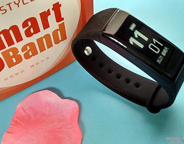 让运动更健康、更有效的GOGO HR智能心率手环体验