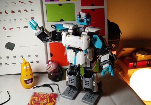 Jimu积木机器人