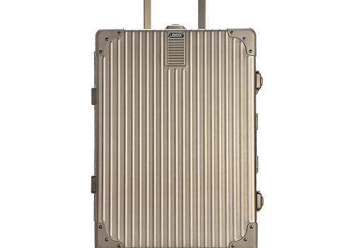 liemoch拉杆箱铝镁合金旅行箱行李箱